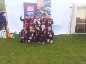 Sunnyside under10 winners